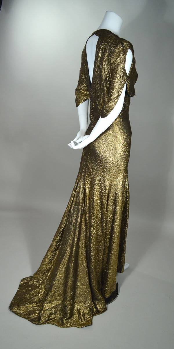 1930s 30s Art Deco Dresses Fashion Moda Com