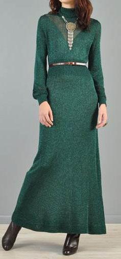70s Vintage Retro Maxi Dresses Moda Com
