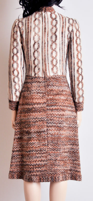 Maxi Dress With Sweater